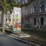 Fragment din zidul Berlinului