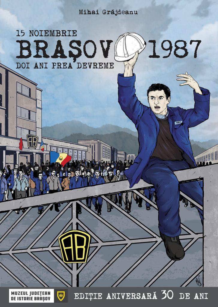 BD BRASOV 1987 coperta