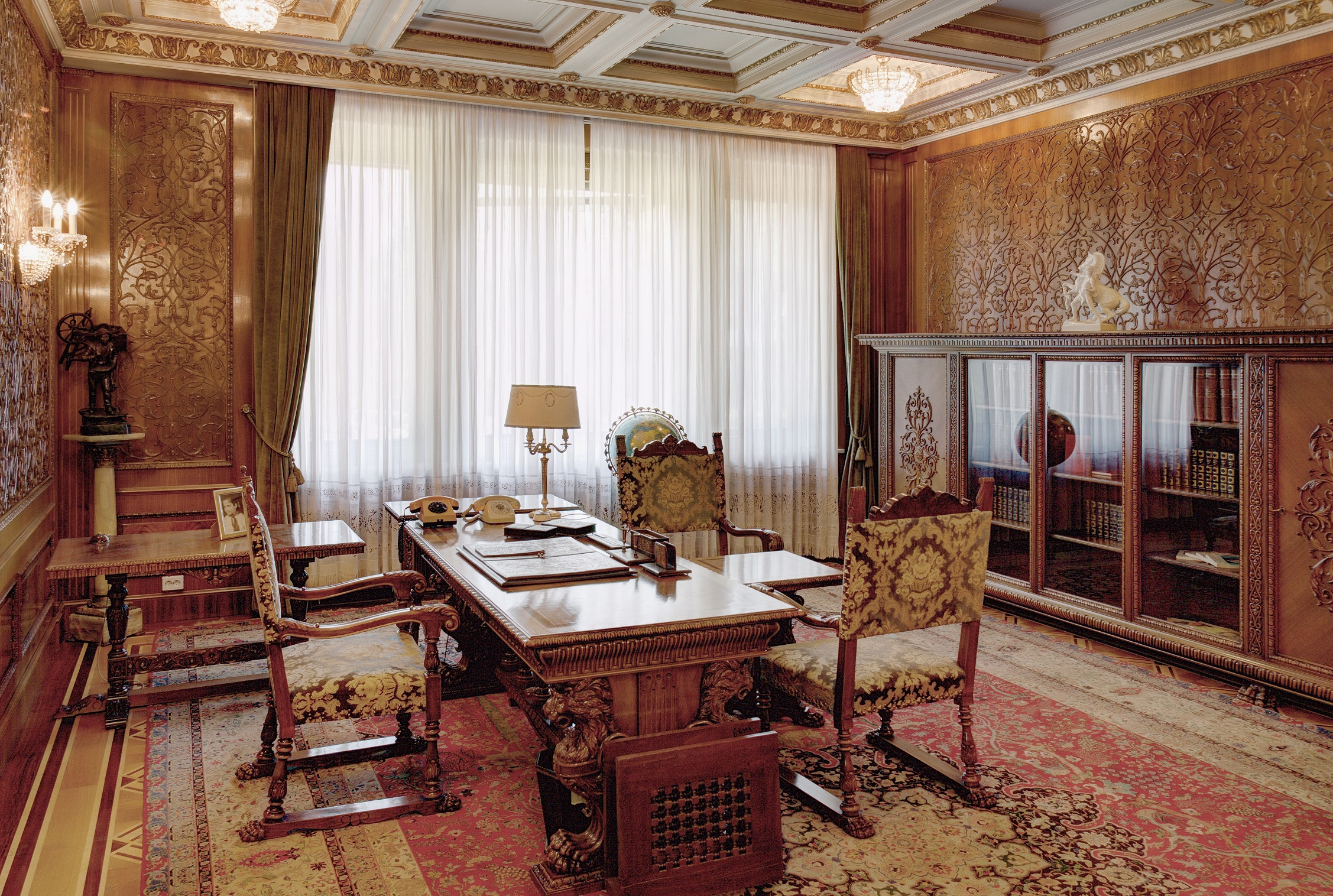 Sala cu birou