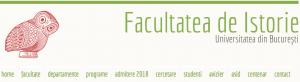 Universitatea Bucuresti martie 2018