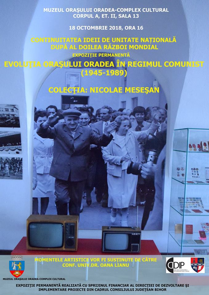 afis Oradea 1945-1989
